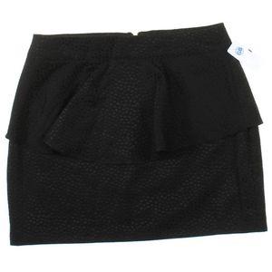 Silence + Noise Tired Skirt Size 12